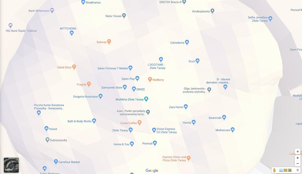 Mapy Google Ciekawostki Newsy Mapa