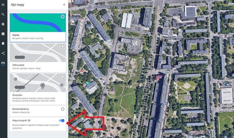 Jak Zobaczyc Najnowsze Zdjecia Satelitarne W Google Earth