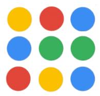 Mapa Google - logo